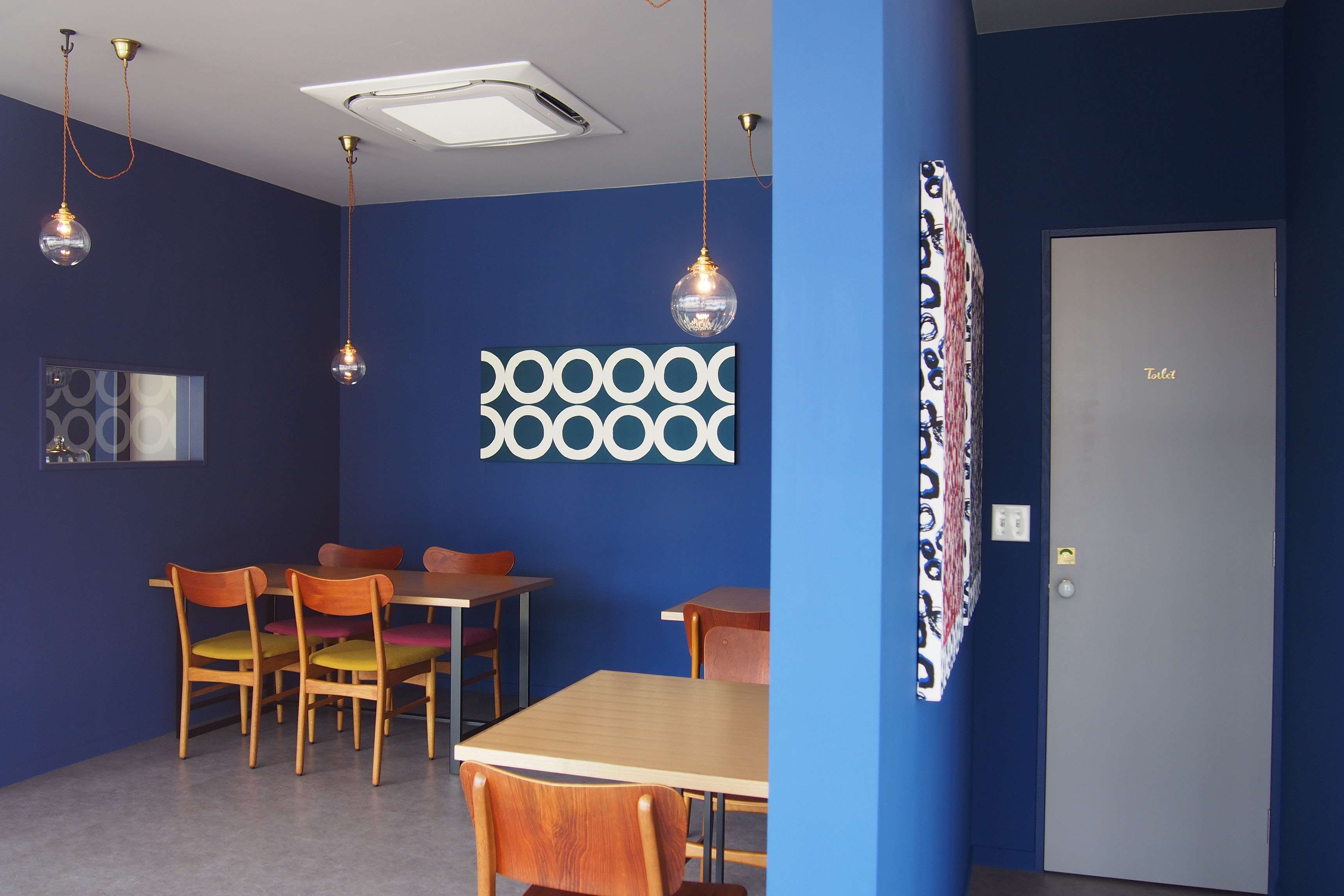 カフェ デザイン  petit voyage