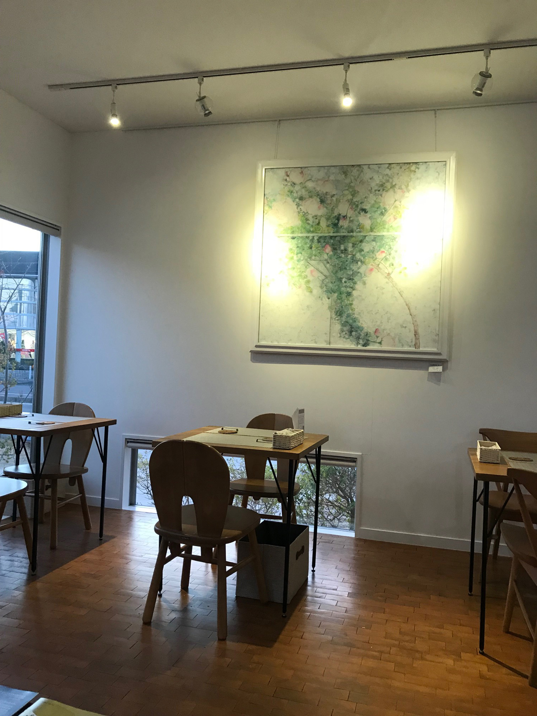 店舗デザイン cafe orussell