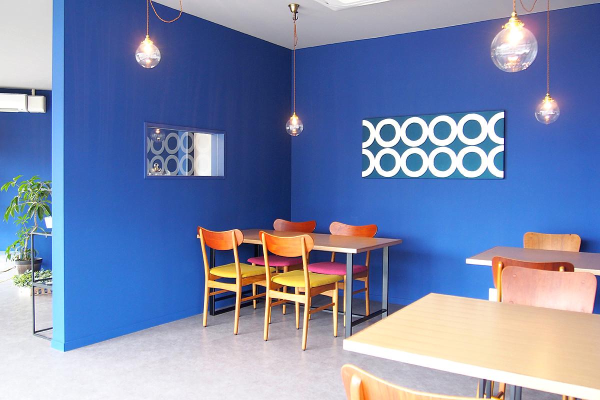 店舗デザイン カフェインテリア 横浜市